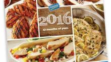 IMAGE: FREE 2016 Perdue recipe calendar