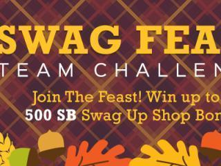 Swagbucks Swag Feast Team Challenge