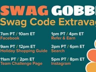 Swagbucks Swag Gobbler Extravaganza