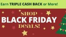 IMAGE: Swagbucks Cyber Monday: TRIPLE cash back today!
