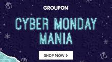 IMAGE: Groupon Cyber Monday deals are live!