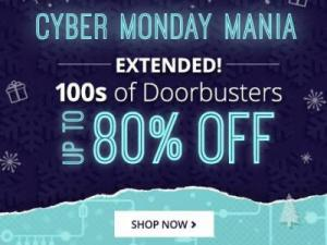 Groupon Cyber Monday extended