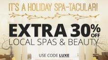 IMAGE: 30% off local spa & beauty Groupon deals!