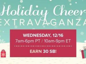 Holiday Cheer Swag Code Extravaganza 2015