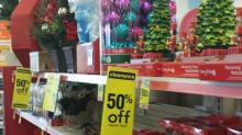 IMAGES: Updated Christmas clearance sales