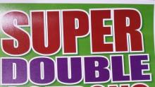IMAGE: Harris Teeter Super Doubles list updated with Sunday coupons
