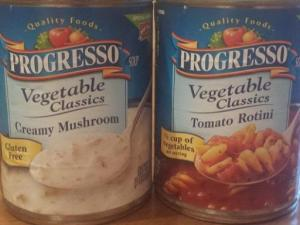 Progresso soup