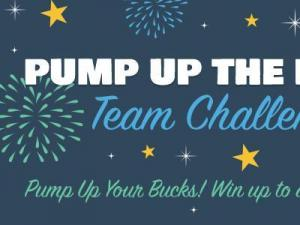 Swagbucks Pump Up The Bucks Team Challenge