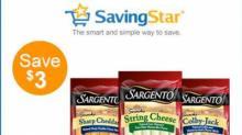 Savingstar Sargento deal