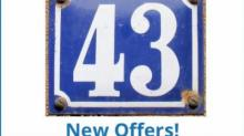 IMAGE: 43 New Savingstar offers!