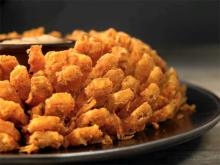 Outback Bloomin' Onion