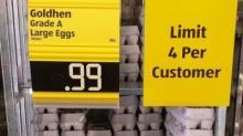 IMAGES: Last day for Aldi egg sale: .99/dozen!