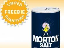 Savingstar Freebie: Morton salt