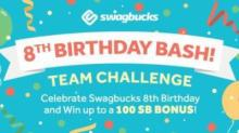 IMAGE: Swagbucks Swag Code for 8 SB until 9 pm!