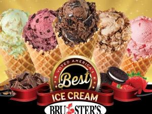 Bruster's waffle cones