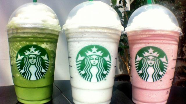 Starbucks Frappuccino