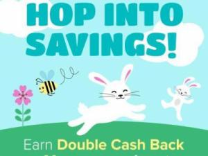 Swagbucks Hop Into Savings Promotion