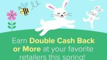 IMAGE: Double cash back or more at Swagbucks