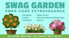 IMAGE: Swagbucks Swag Code extravaganza: Code until 7 pm!