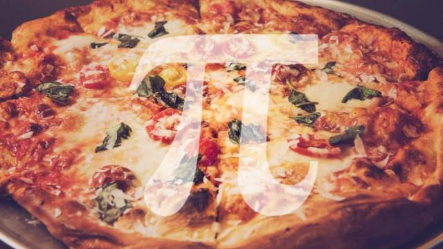 Twisted Fork Pi Day offer