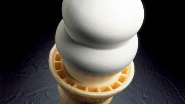 Dairy Queen small cone. Photo: Business Wire