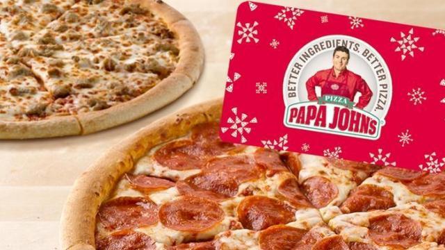 Papa John's Groupon deal