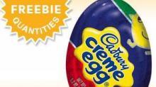 IMAGES: FREE Cadbury Créme Egg through Tuesday