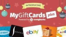 IMAGES: 150 SB bonus on select gift cards with MyGiftCardsPlus!