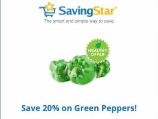 Savingstar product offer March 29, 2016