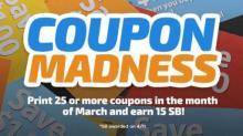 IMAGE: Swagbucks Coupon Madness for 15 SB!