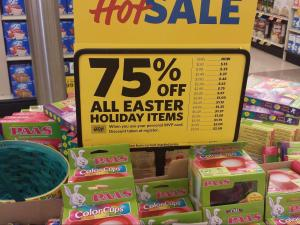Food Lion Easter clearance
