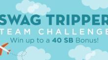 Swagbucks Swag Tripper Team Challenge