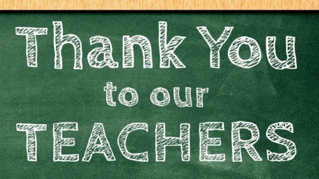 PDQ Teacher Appreciation Day