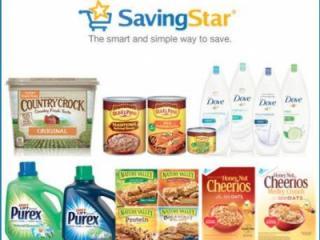 Savingstar offers 5-2-16