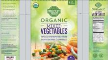 CRF Frozen Foods frozen vegetable and fruit recall