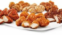 IMAGE: Sonic deal: 1/2 price boneless wings on Thursday