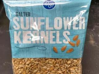 Kroger sunflower kernels recalled