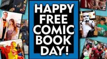 IMAGE: Free Comic Book at local stores TODAY
