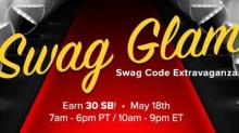 IMAGE: Swagbucks Swag Code Extravaganza: Code until 9 pm!