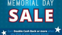 IMAGE: Swagbucks Shop & Earn Sale: Double cash back