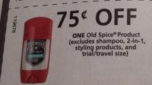 IMAGE: Old Spice bar soap only 49 cents!