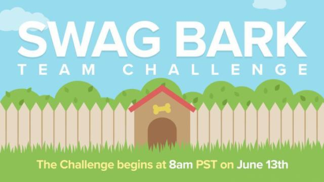 Swagbucks Swag Bark Team Challenge