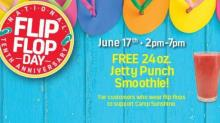 IMAGE: FREE Tropical Smoothie Cafe smoothie TODAY!