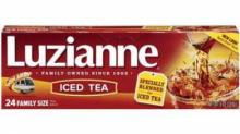 IMAGE: Luzianne tea for .50 with new coupon