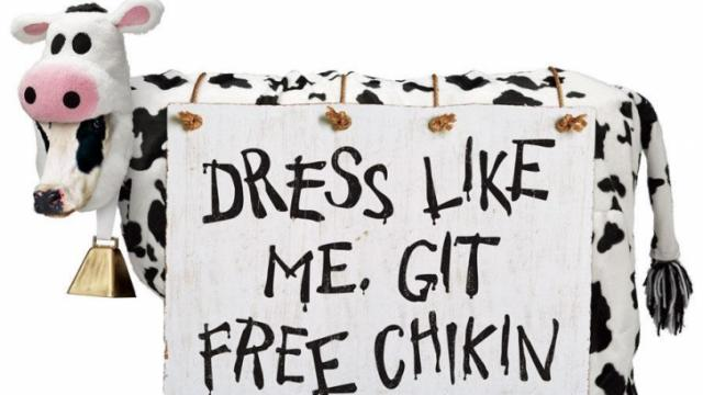 Chick-fil-A Cow Appreciation Day 2016
