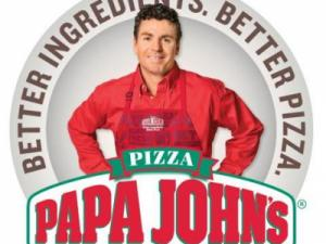 Papa John's logo via businesswire.com