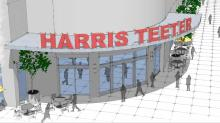 IMAGE: Harris Teeter coming to Raleigh's Seaboard Station