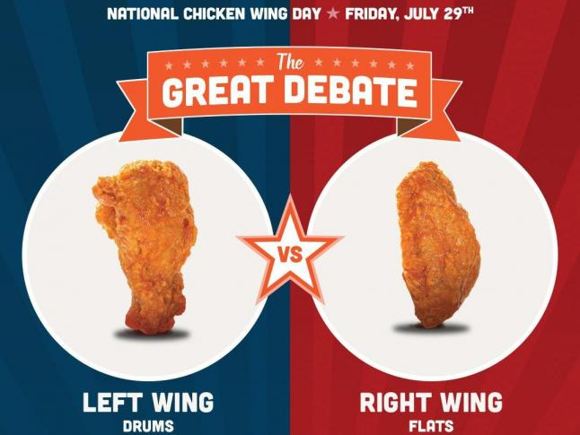 Hooters All You Can Eat Wings Thursday Friday Wral