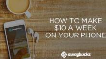 IMAGE: Use Swagbucks Mobile to earn gift cards!