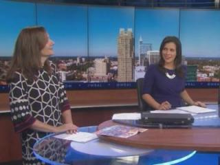 WRAL FOX50 Smart Shopper morning news segment